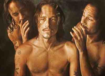 Vincent Fantauzzo - Heath Ledger (2008)