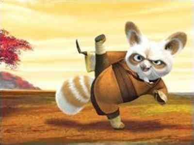 DreamWorks Animation - Shifu from Kung Fu Panda (2008)