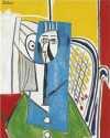 Pablo Picasso - Sylvette (1954)