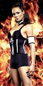 Jenny Pacey as Enigma: Sky Gladiators (2008)