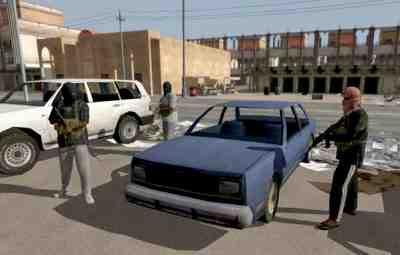 Virtual Battle Space 2 Screenshot