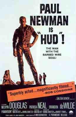 Hud Poster (1963)