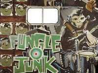 Banksy - Fungle Junk (1999)