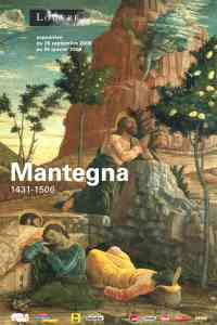 Louvre poster for Mantegna (1431-1506)