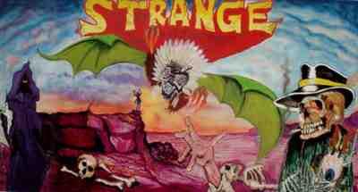James Jessop - Strange