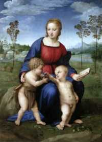 Raphael - Madonna of the Goldfinch (ca 1506)