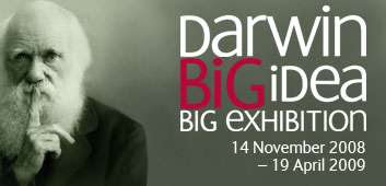 Darwin: Big Idea, Big Exhibition (2008)