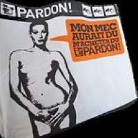 Pardon Bag Showing Carla Bruni (2008)