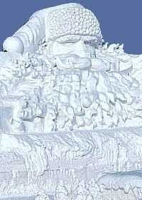 Harbin Ice Santa (2008) I.C. enhanced
