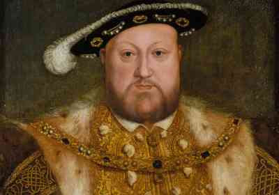 Unknown Artist - Henry VIII (ca 1580) photo: The Royal Collection © 2008 Her Majesty Queen Elizabeth II