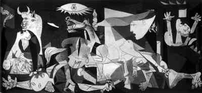 Pablo Picasso - Guernica (1937) Tapestry