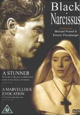 Black Narcissus (1947) DVD Cover