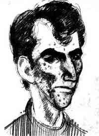 Anonymous Artist - Sketch of Suspect in Madeleine Case