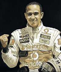 David Macaluso - Lewis Hamilton (2009)
