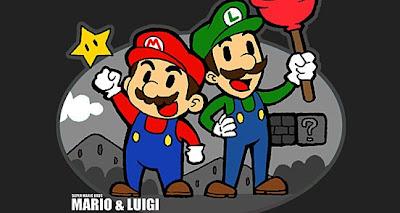 Mario Bros Parodia