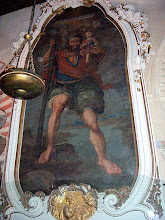 San Cristobalón la quiso espantar