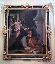 La Tentación de Santo Tomás de Aquino