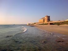 La playa del Conde
