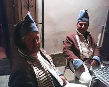 Soldados napoleónicos