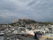 El Partenón desde el Hotel Astor