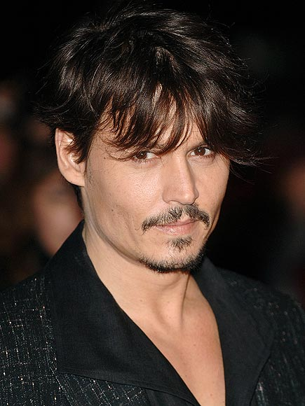 johnny depp married to. quot;Johnny Depp has magical