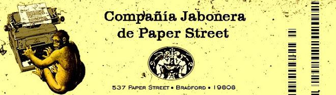 Compañía Jabonera de Paper St.