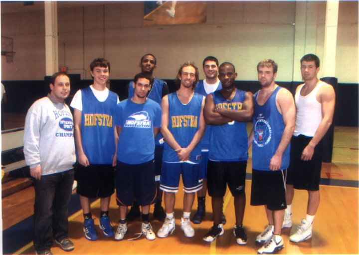hofstra club basketball to play in aba sports of long island competitive league - Island Garden Basketball