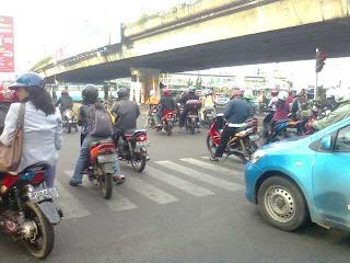 Image0389 Inilah Rekor Lampu Merah Terlama Se Indonesia!