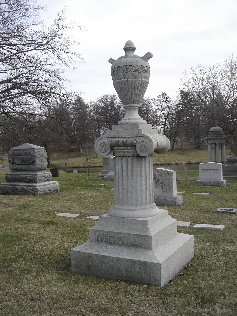 a morbid fascination  woodlawn cemetery  toledo  ohio