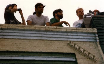 Rooftop quartet