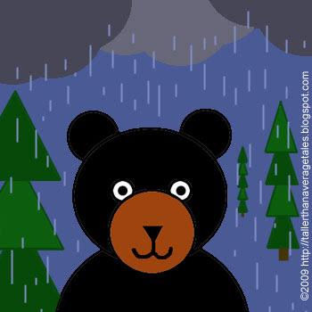 rainy bear 1