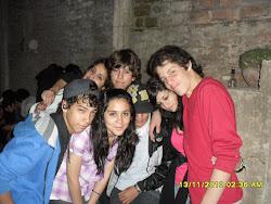 Amigos y compañeros ♥