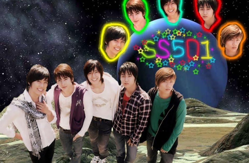 SS501 At the Moon