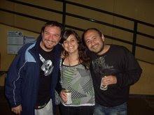 RPA: Chock, Juliana (EU), Thiago