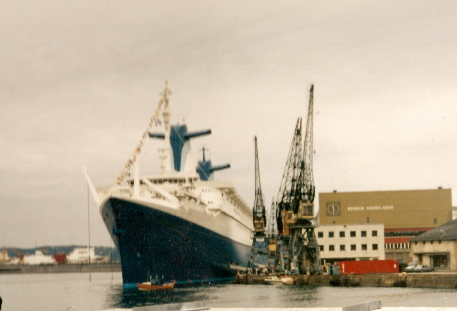 Archives: SS Norway in Marseille - Cruise Industry News