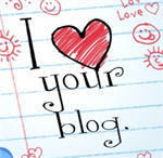 The I Love Your Blog Award
