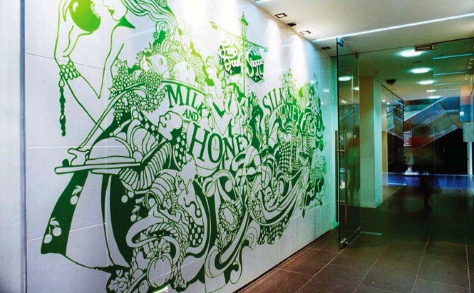 environmental graphics