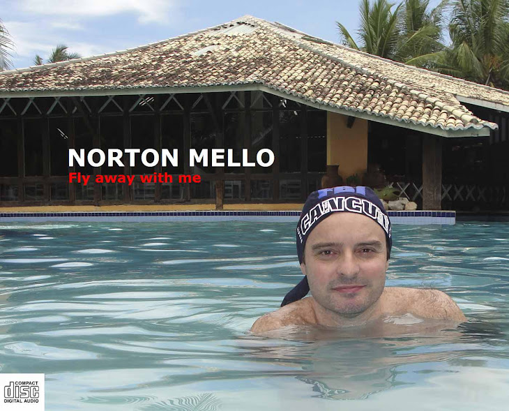 "CD novo de Norton Mello ""Fly away with me"" totalmente autoral"