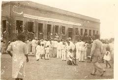 Visita do Ministro Waldemar Falcão a Baturité - 01/03/1938
