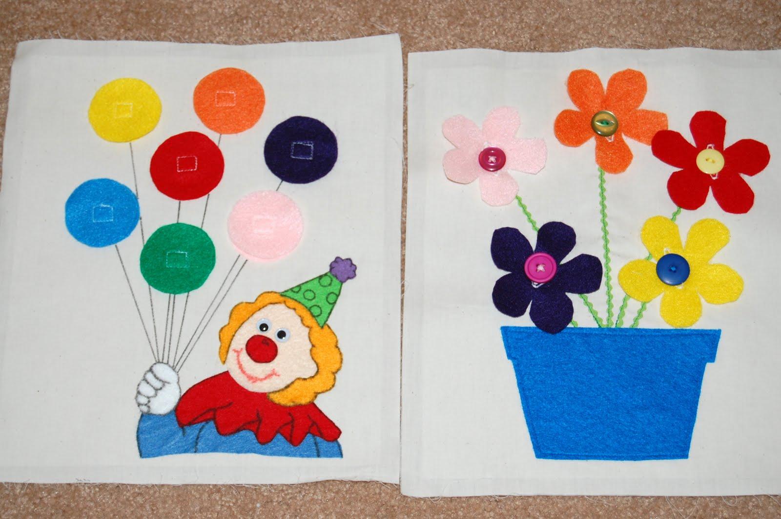 Подарки своими руками из ткани фетра