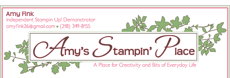 Amy&#39;s Stamp Place