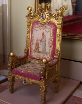 Friuli: Ivan Vergendo e la cattedra papale