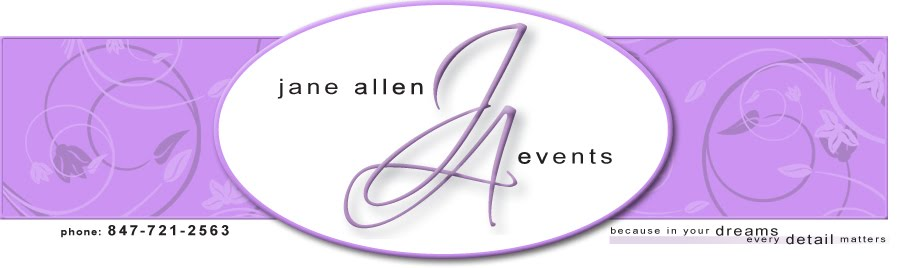 Jane Allen Events