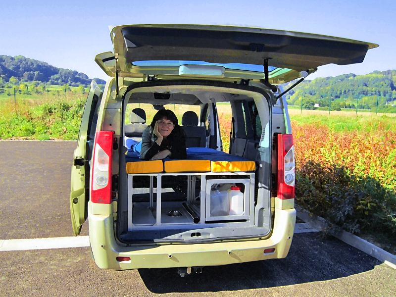 Fulltimers Per Caso: Camper Low Cost