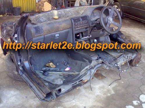Toyota Starlet 2E :: Starlet Specialist: Upgrading to Starlet GT Turbo