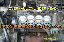 Overhaul Cylinder Head