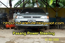Pasang Power Steering