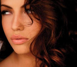 Look eastern cheekbones european high Physical characteristics