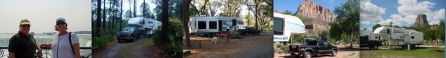 RV Campsites and Reviews