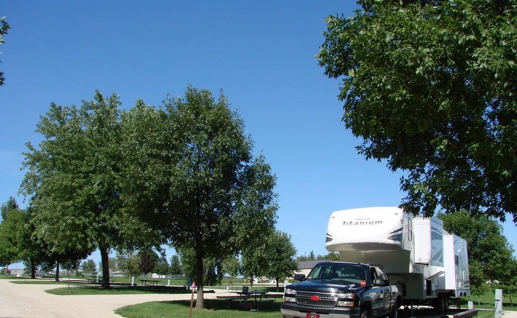 Winterset City Campground Rv Park
